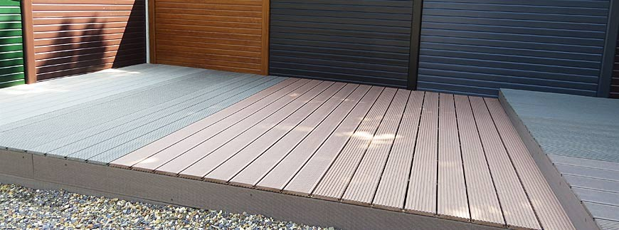Easy Deck Composite Decking