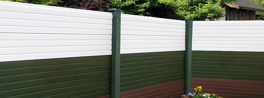 PVC  Fence Posts & Bases