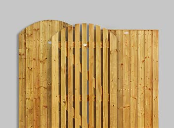 Fence Panels, Decking, Gates and Fencing Supplies from the