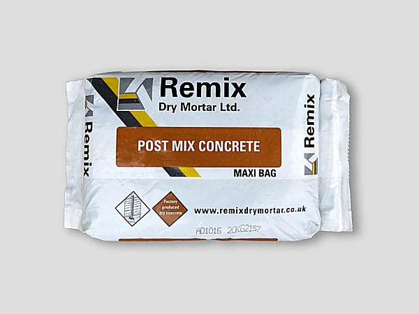Remix - Rapid Setting Concrete