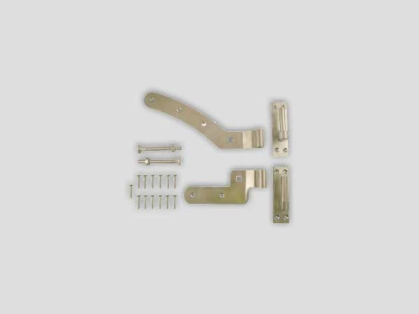 Curved Rail Hinges - Curved Rail Hinges