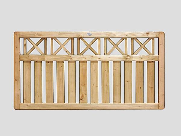 Timber Deck Panels Boundary Elite Cross Top Deck Panel