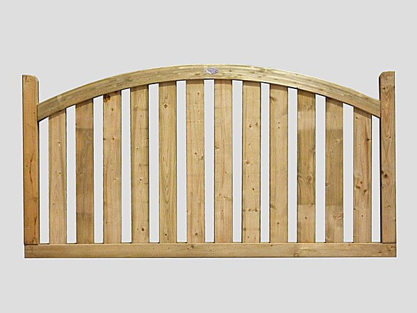Pennine Boundary Arched Top Panels - Boundary Arched Top Panel