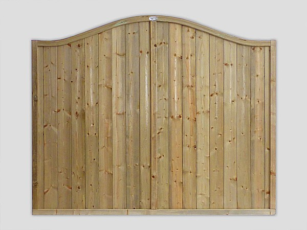Pennine Omega Tongue & Groove Panels - Pennine Omega Tongue & Groove Fence Panel