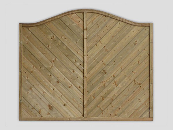 Pennine Omega Chevron Tongue & Groove Panels - Pennine Omega Chevron Tongue & Groove Panel
