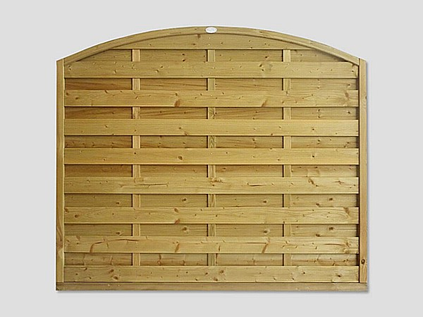 Pennine Arched Horizontal Panels - Pennine Arched Horizontal Panel