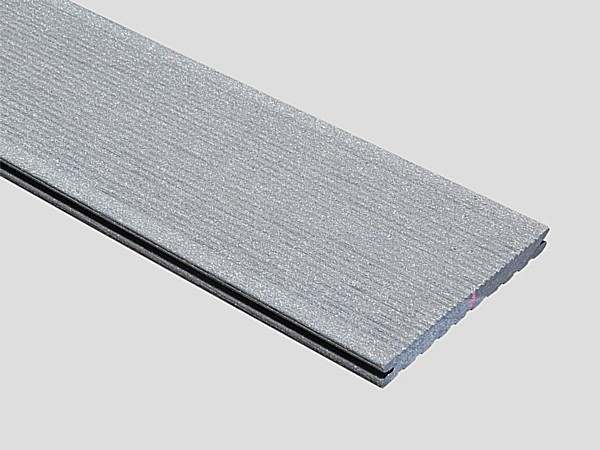 EasyDeck Trend Dual Sided Board- Graphite - EasyDeck Trend Graphite - Finely Riffled