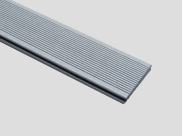 Megawood Classic Basalt Grey Reeded Aspect