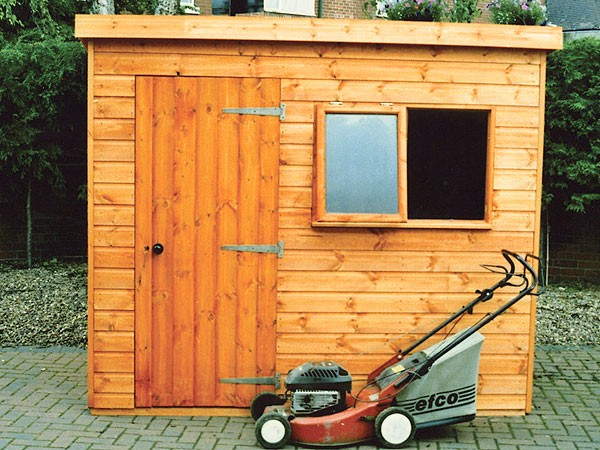 Wentworth Pent Timber Garden Shed - Wentworth Pent Shed