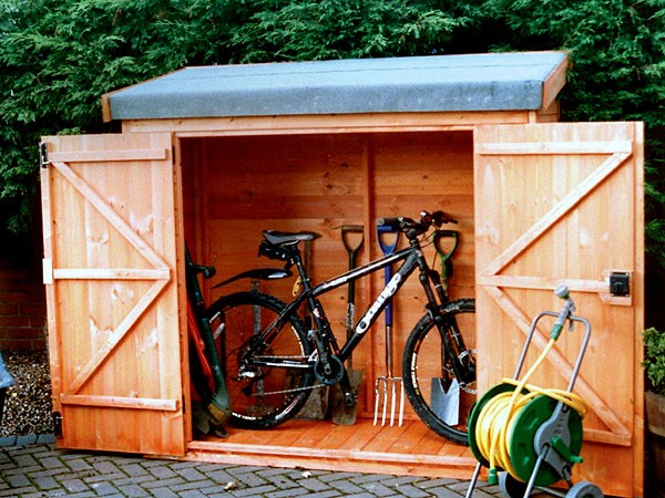 Tool Tidy - Garden Storage Shed - Tool Tidy