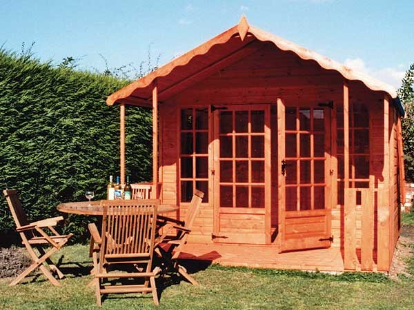 Banwell Summerhouse - Banwell Summerhouse