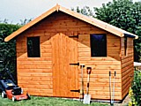 The Hobby Garden Shed