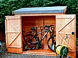 Tool Tidy - Garden Storage Shed