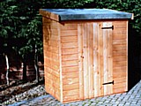 Tool Safe - Garden Storage Shed