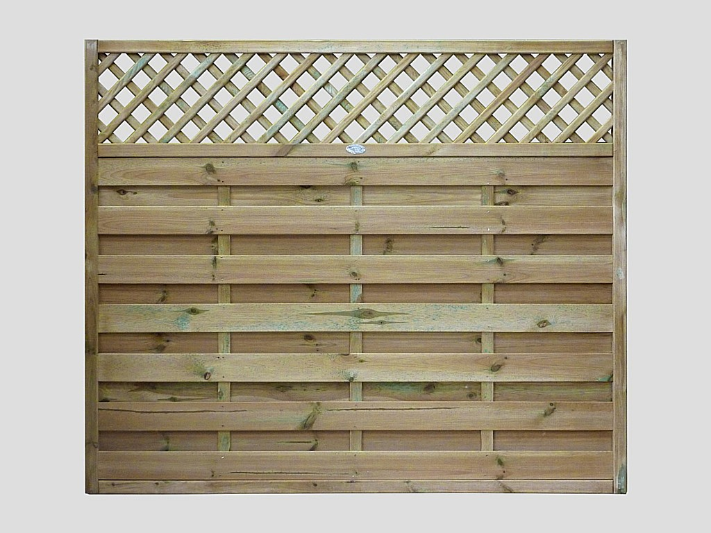 Marvelous photograph of  Horizontal Lattice Top Panels Pennine Horizontal Lattice Top Panel with #483A23 color and 1024x768 pixels