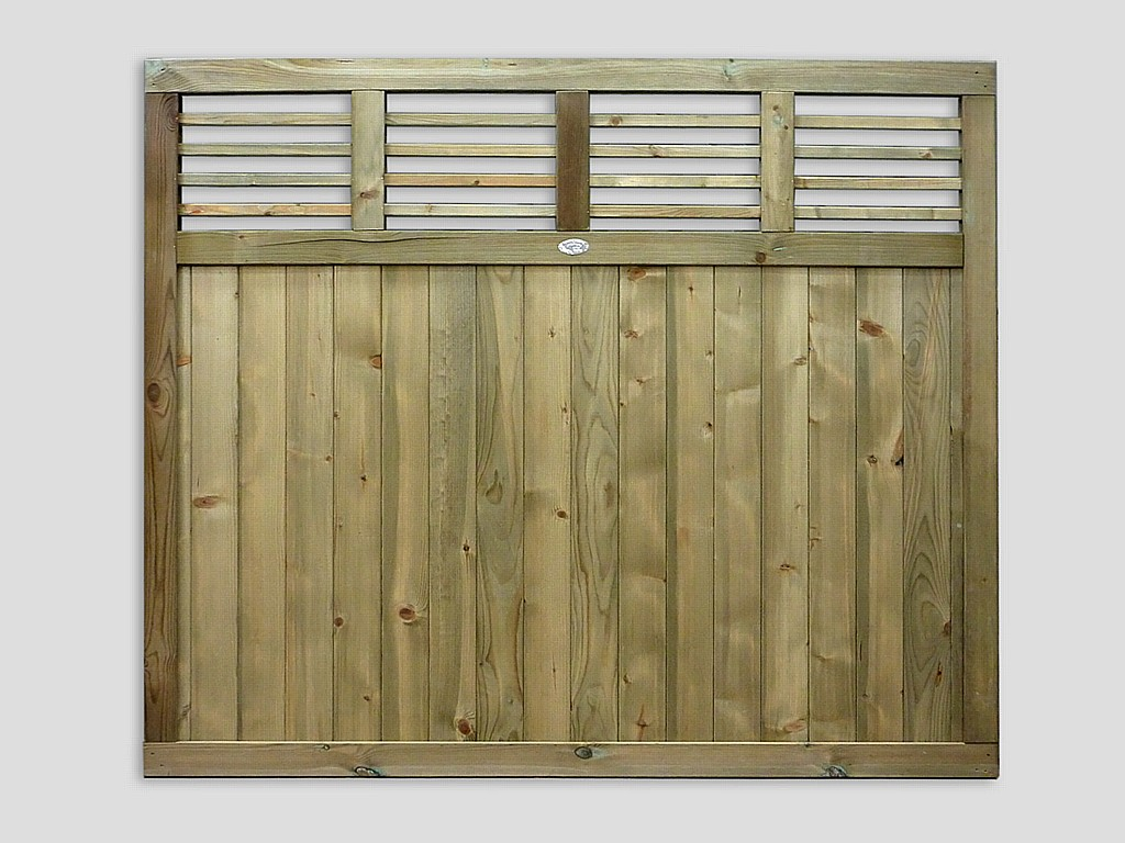 Garden fencing continental fence panels pennine fencing pennine olympic fence panel baanklon Choice Image