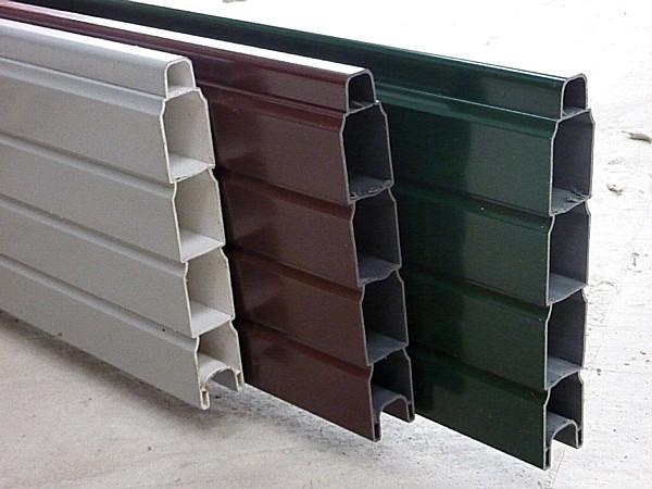 Plastic fence panels fencing